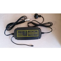 Automatic Battery Charger 24V 1/2/4 Amp Auto